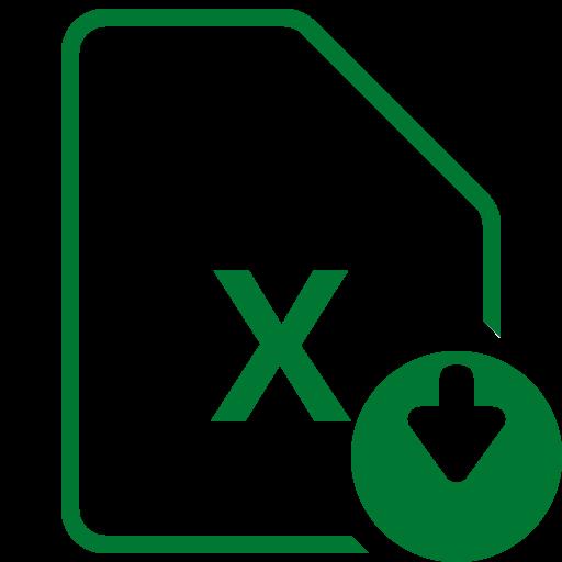 Excel Export and Import استيراد وتصدير البيانات في برنامج حسابات افاقي